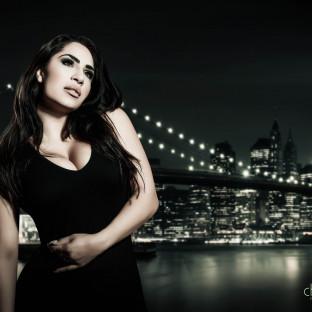 Zeamine Aras Portraitfoto Sängerin