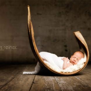 Bestes Babyfoto aus Hamburg von Chris Reiner