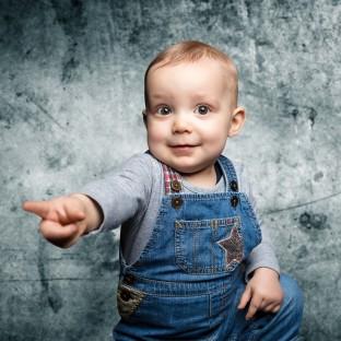 Fotostudio Hamburg mit Baby