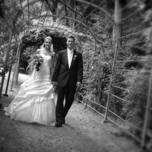 Hochzeitsfoto von Chris Reiner / Schloß Reinbek
