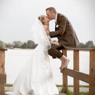 Hochzeitsshooting am See