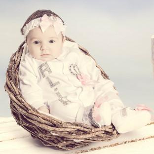 Fotoshooting mit Baby aus Pinneberg