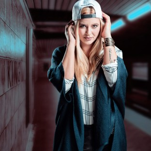 Vanessa Valera Rojas / Chris Reiner - Foto - Deutschland sucht den Superstar DSDS