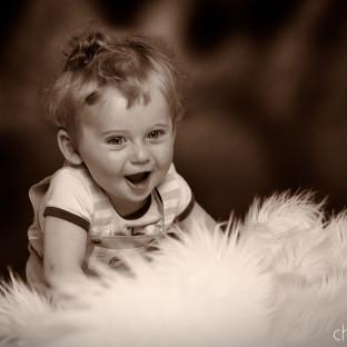 Babyfoto Junge / Aufnahmeort: Fotostudio