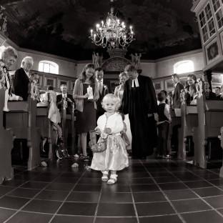 Hochzeitsfoto / Kirche Rellingen