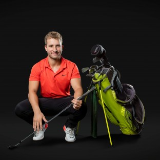 Personal Trainer Hamburg, Golf-Pro im Studio