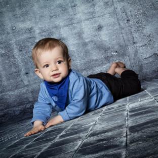 Kind im Fotostudio Pinneberg