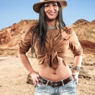 Indianerin / Cowgirl