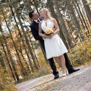 Hochzeitsfotograf Jagdhaus Waldfrieden