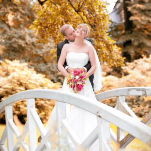 Foto einer Hochzeit in Uetersen
